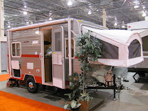 Whitewater Retro Travel Trailer