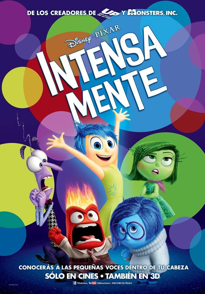 Intensa Mente (Inside Out) (2015)