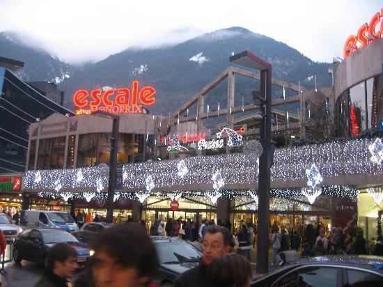 Andorra La Vella Andorra  city photos : ADALIA VIAJES ZARAGOZA BLOG: ADALIA EN ANDORRA 26 NOVIEMBRE !