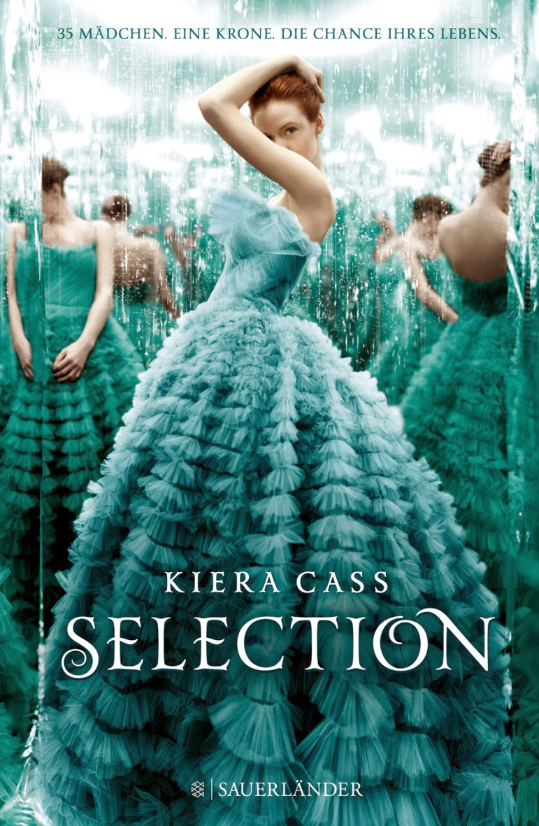 http://www.amazon.de/Selection-Die-Elite-Kiera-Cass/dp/3737362424/ref=sr_1_2?ie=UTF8&qid=1394706786&sr=8-2&keywords=selection