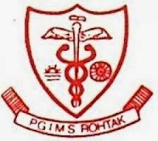 PGIMS Rohtak Recruitment 2014