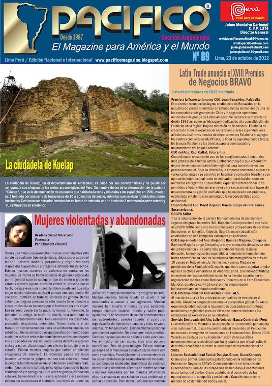 Revista Pacífico Nº 89 Arqueología