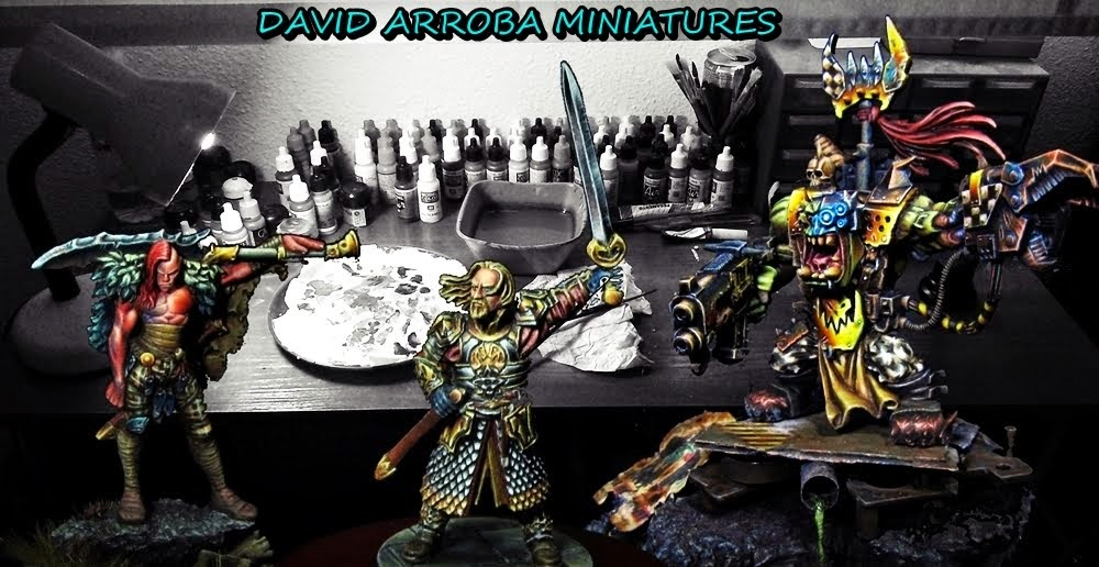 David Arroba Miniatures