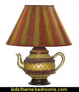 Sterling Industries Tolbert Teapot Table Lamp