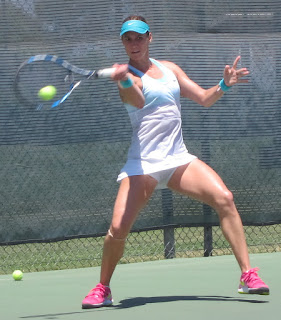 Sanchez, Bellis ousted in Stockton Challenger