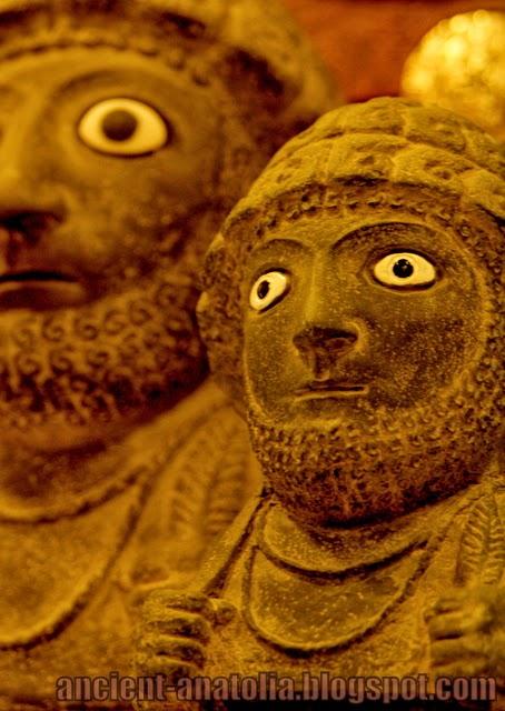 Statue of Suppiluliuma, Hatay, Turkey