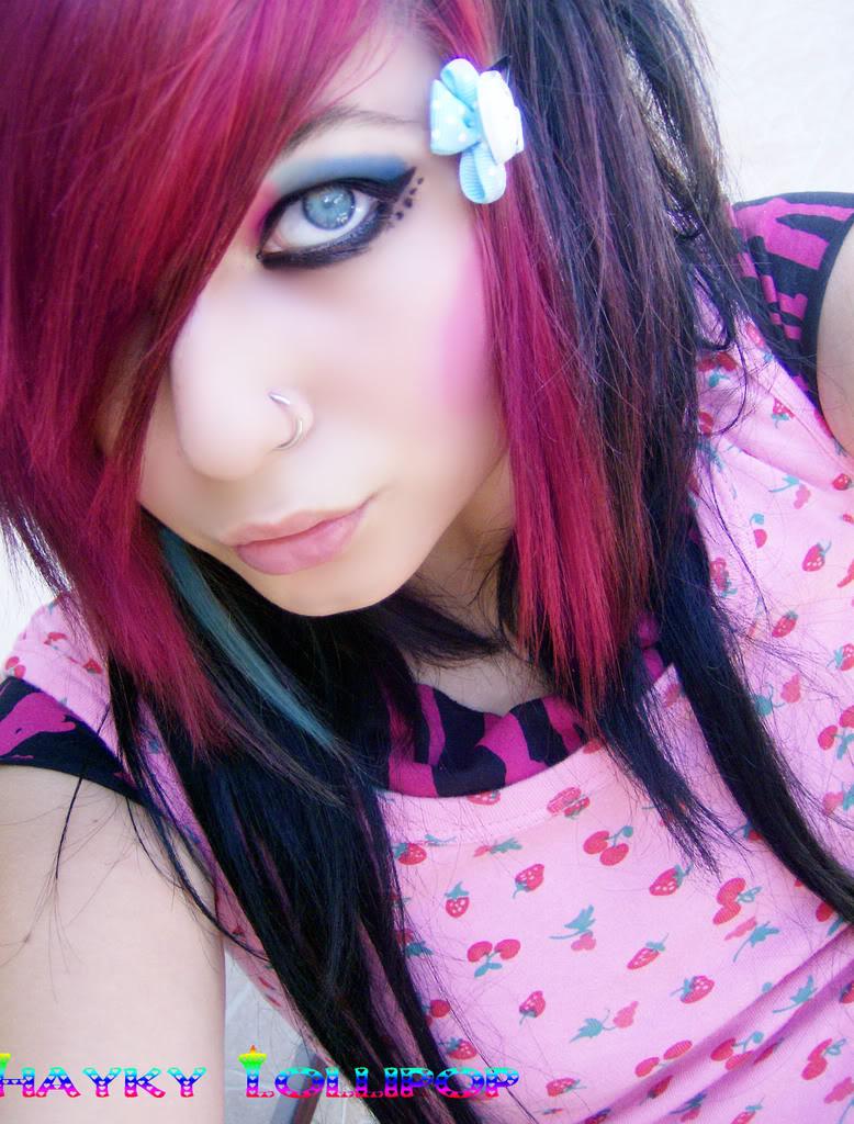 Cute Teen Medium Pink Hair Highlight Wallpaper Samuel Blog Cute