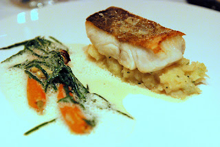 Seared Fillet of Cod