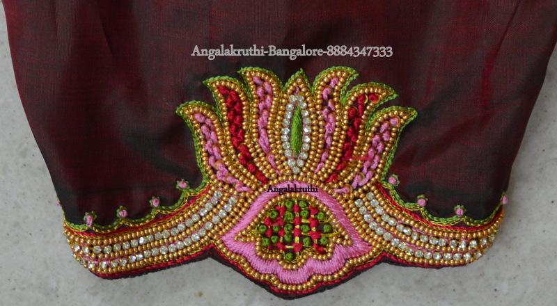Designer blouses in bangalore dating
