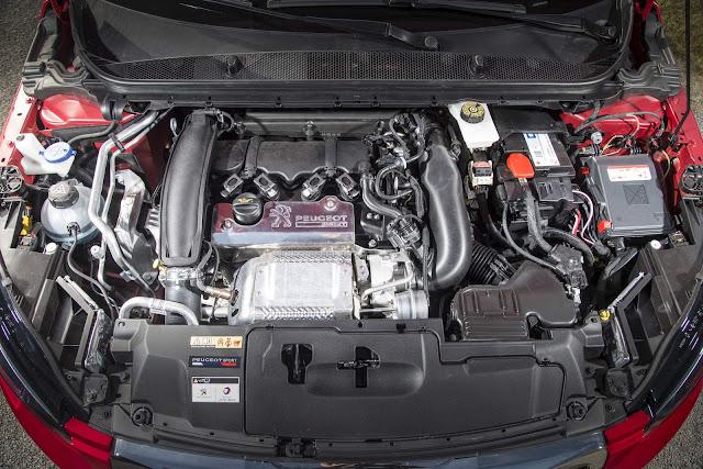 Novo Peugeot 308 2016 GTI