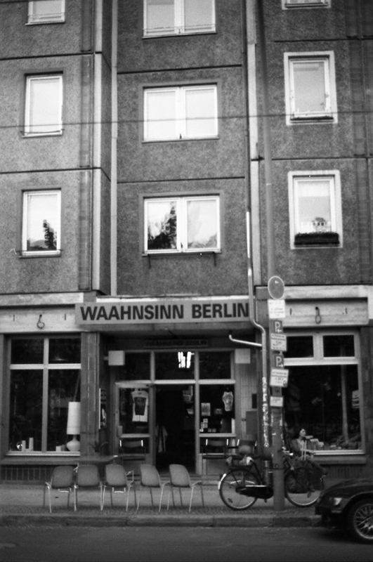 Stadtfüchsin in Berlin –  http://stadtfuechsin.blogspot.de/