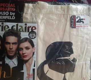 Regalos Revistas Marie Claire Noviembre 2012