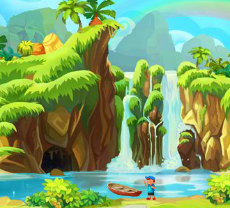 FirstEscapeGames Fantasy Jungle Boy Escape