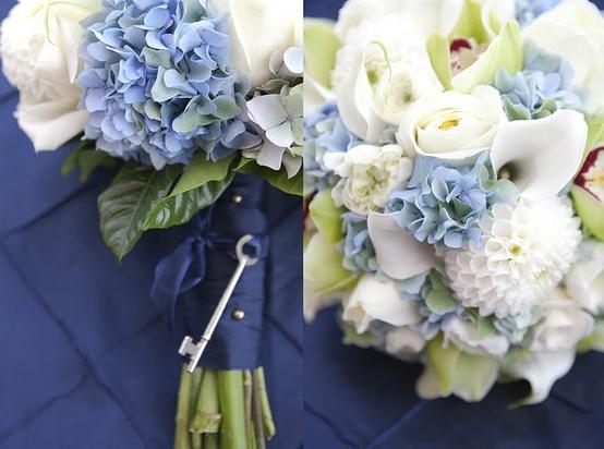 Wedding Bouquet Ideas 16 Best Something Blue Wedding Ideas
