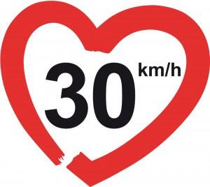Campaña europea de limitación a 30 km/h en el interior de la ciudades