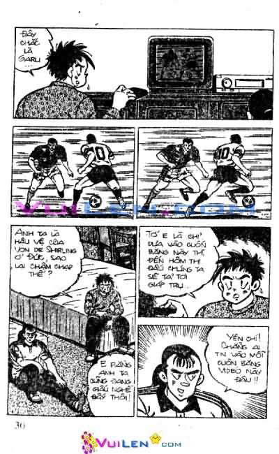 Jindodinho - Đường Dẫn Đến Khung Thành III Tập 57 page 30 Congtruyen24h