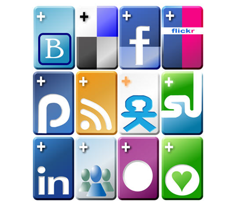 images-banners: Social Bookmarking Icons