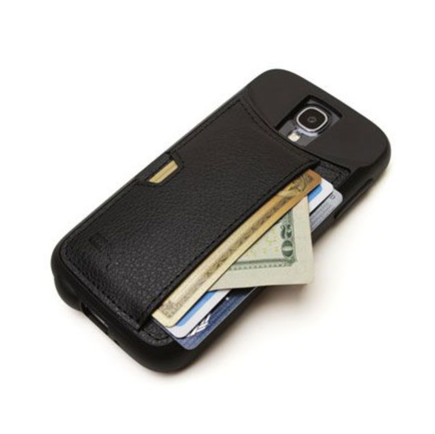 Stash your id  credit cards and your  20 bill  This is better than a  wallet  They make them for the iphone and Samsung Galaxy S4 Price   39 99. kandeej com  23 Cool Gifts For Guys