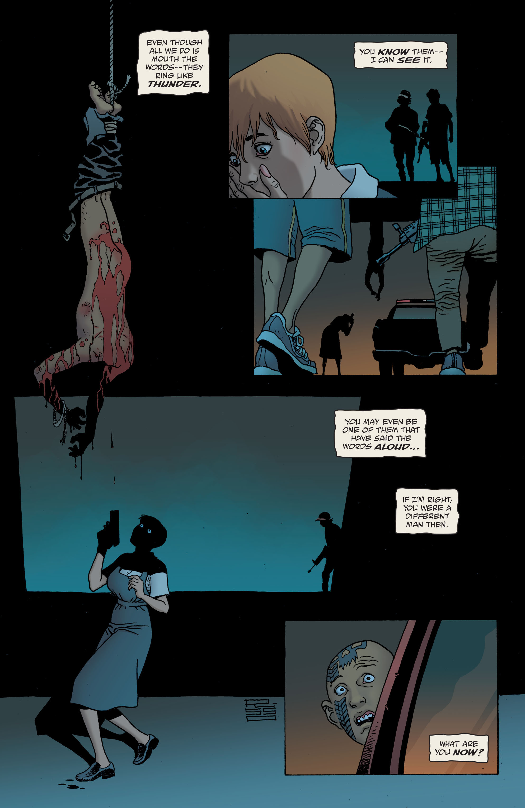 100 Bullets: Brother Lono Full Page 156