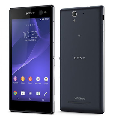 Spesifikasi dan Harga Sony Xperia C3