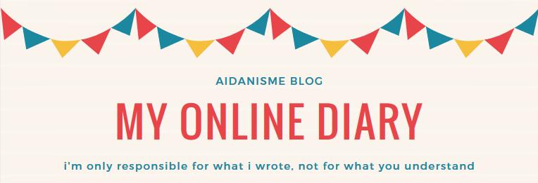 Aidanisme Blog