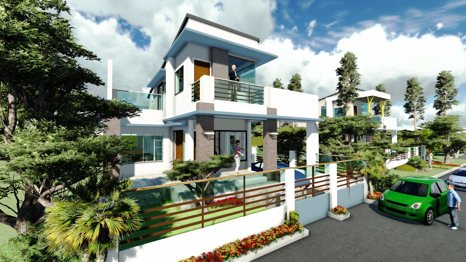 Dream home designs erecre group realty design and for Home designs philippines