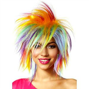 80s Funky Fresh Wig for Women by Goddessey
