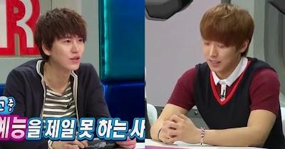 Radio Star Kyuhyun Sungmin Eng Sub 130710
