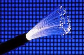 penampakan kabel optik seperti ini