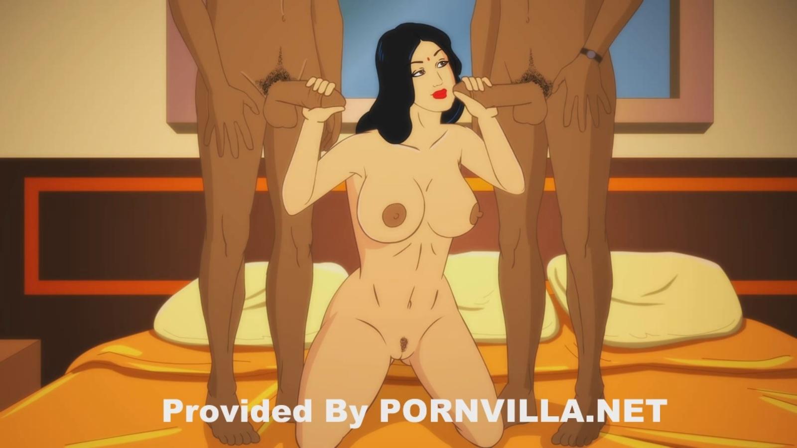 Naughty nude models