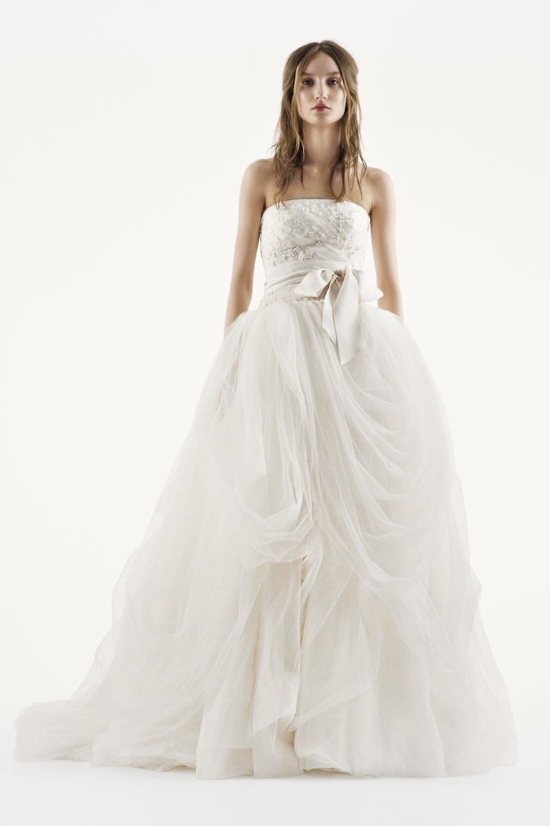 Vera Wang Wedding Dresses 2015 Fashion Show