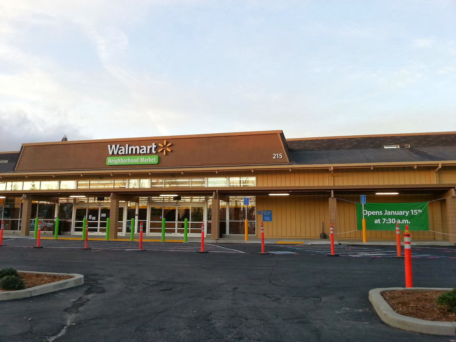 Hayden\'s Business Blog: 2nd Walmart Neighborhood Market in Woodland ...