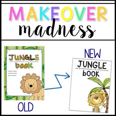 https://www.teacherspayteachers.com/Product/JUNGLE-Book-Binder-EDITABLE-291818