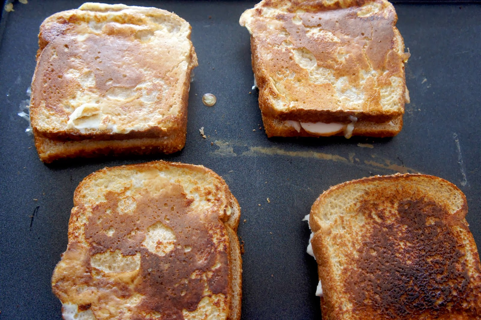 Savory Sweet and Satisfying: French Toast Sandwiches