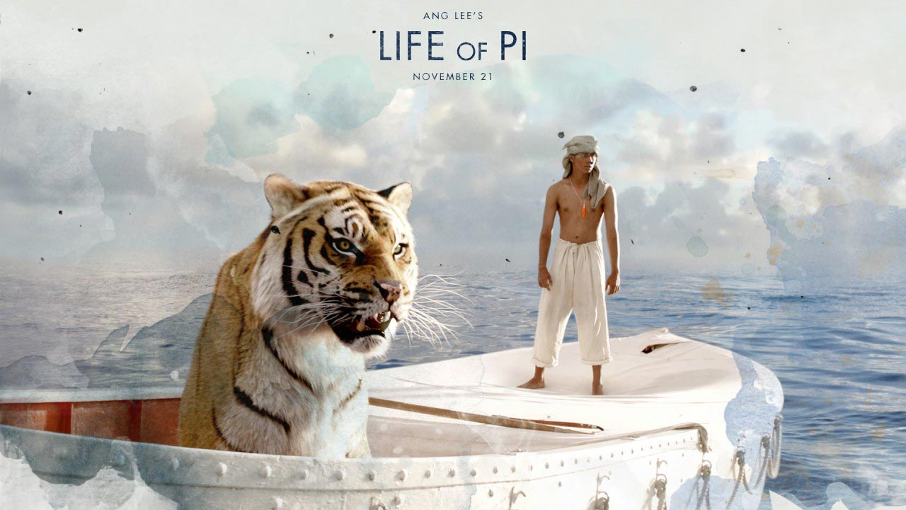 a review of the movie life of pi Book review by frederic and mary  it is life's only true  life of pi is a multileveled exploration of the beautiful mysteries that light up our lives and.