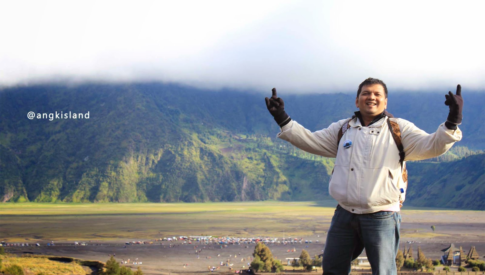 bromo on action