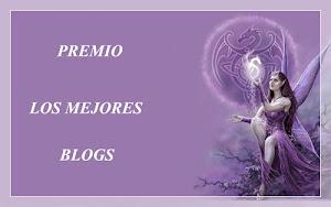 Premio: Los mejores Blogs.