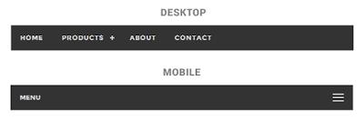 responsive-flat-menu