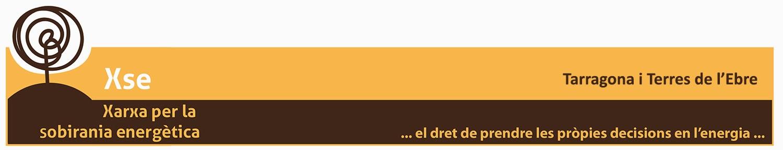 Xarxa per la Sobirania Energètica- Tarragona i Terres de L'Ebre