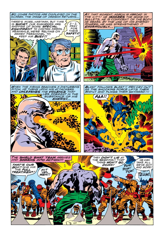 Captain America (1968) Issue #205 #119 - English 8