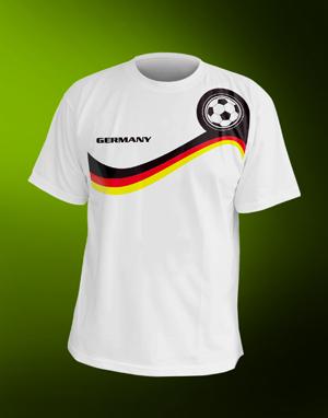 Contoh Desain Gambar Kaos Bola