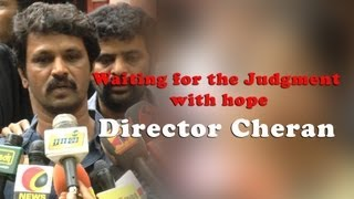Waiting for the Judgment with Hope- Director Cheran