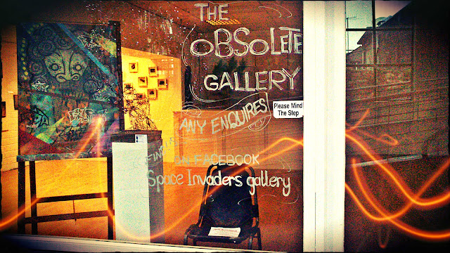 Obsolete Gallery Space Invaders Eyre Square Shopping Centre Pathological Gomez