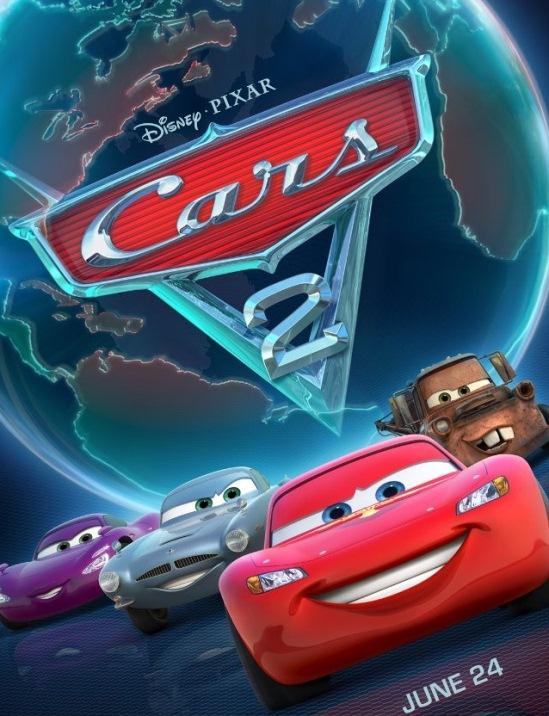 cars 2 film poster download