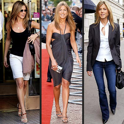 Jennifer Aniston Style