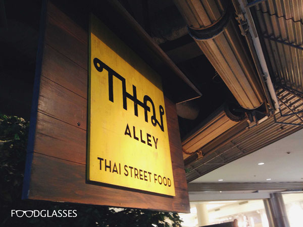 Thai Alley Gandaria City