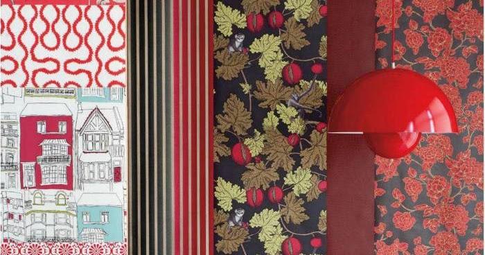 Dise o de interiores arquitectura el papel pintado - Papeles pintados paisajes ...