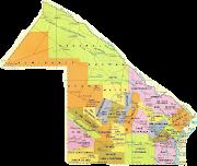 Publicado por @ N I B @ L en 13:36 mapa de la provincia del chaco