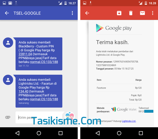 Inilah Cara Beli Aplikasi Android Berbayar Di Playstore Pakai Pulsa