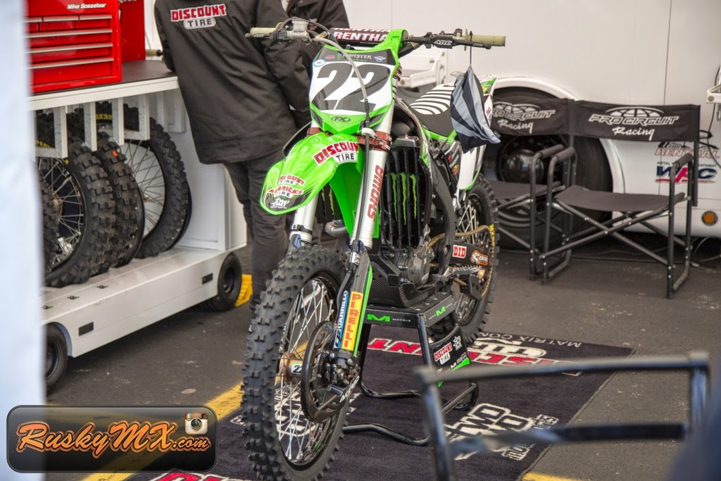 Chad Reed Metlife SX 2015